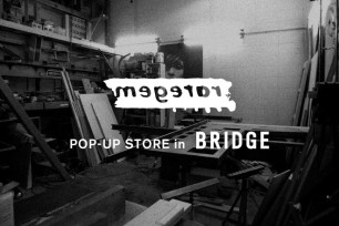 POP-UP STORE in BRIDGE