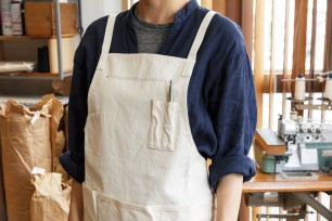 TERA COFFEE and ROASTER APRON