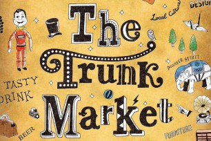 The Trunk Market in Hiroshima