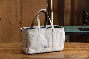 Cat's ISSUE <br />CAT CARRY BAG