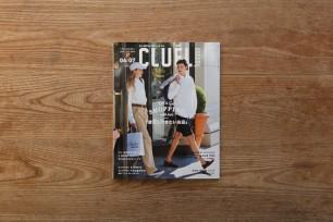 CLUÉL homme Vol.35 JUNE/JULY 2019